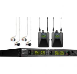 Shure PSM1000 In Ear Monitor
